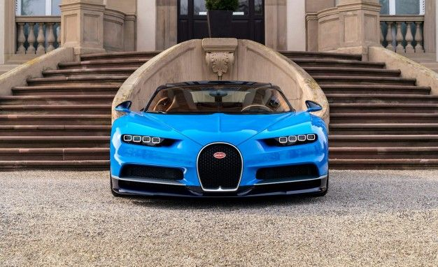 2018 Bugatti Chiron Reviews Price Photos And Specs Car Driver