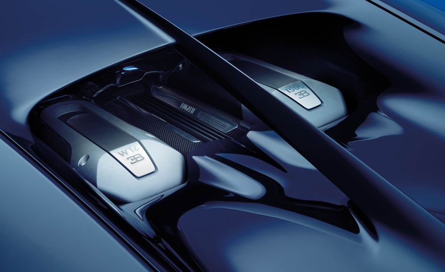 2017 Bugatti Chiron - Slide 14