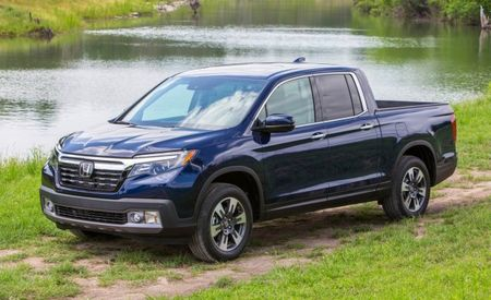 2017 Honda Ridgeline Priced from $30,375 to $43,770