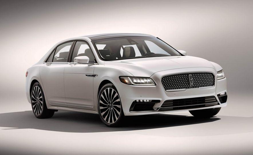 2017 Lincoln Continental - Slide 5