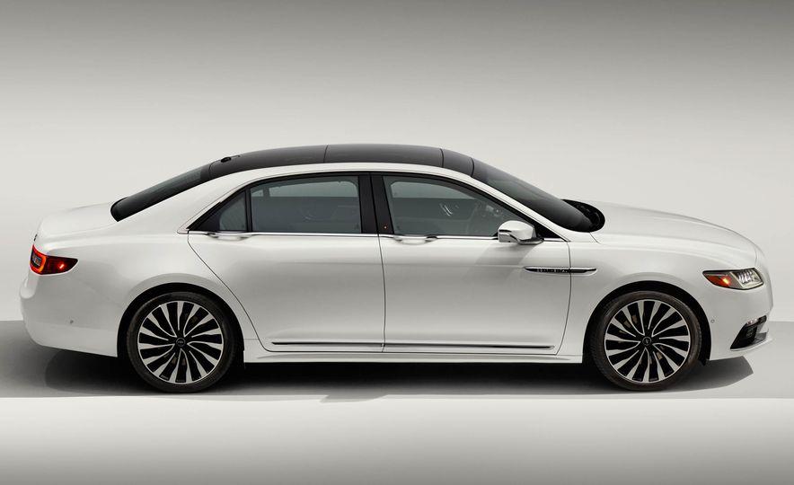 2017 Lincoln Continental - Slide 6