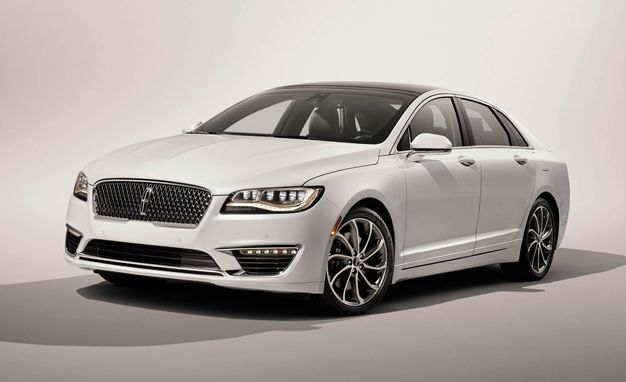 Updated 2017 Lincoln MKZ Priced from $35,935 to $54,485