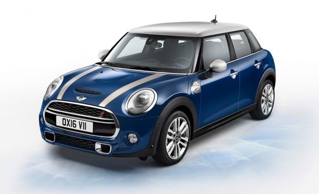 Mini's Latest Special Edition Is Barely More Than a Badge