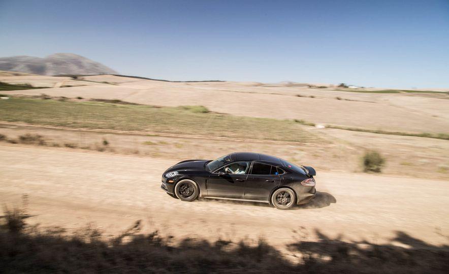 2017 Porsche Panamera prototype - Slide 17