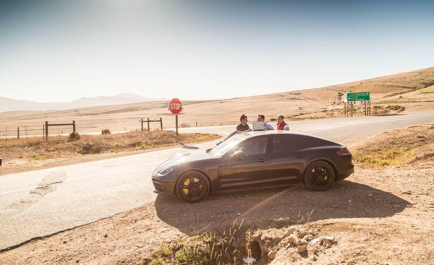 2017 Porsche Panamera prototype - Slide 23