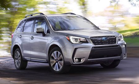 Updated 2017 Subaru Forester Prices Rise $125–$525