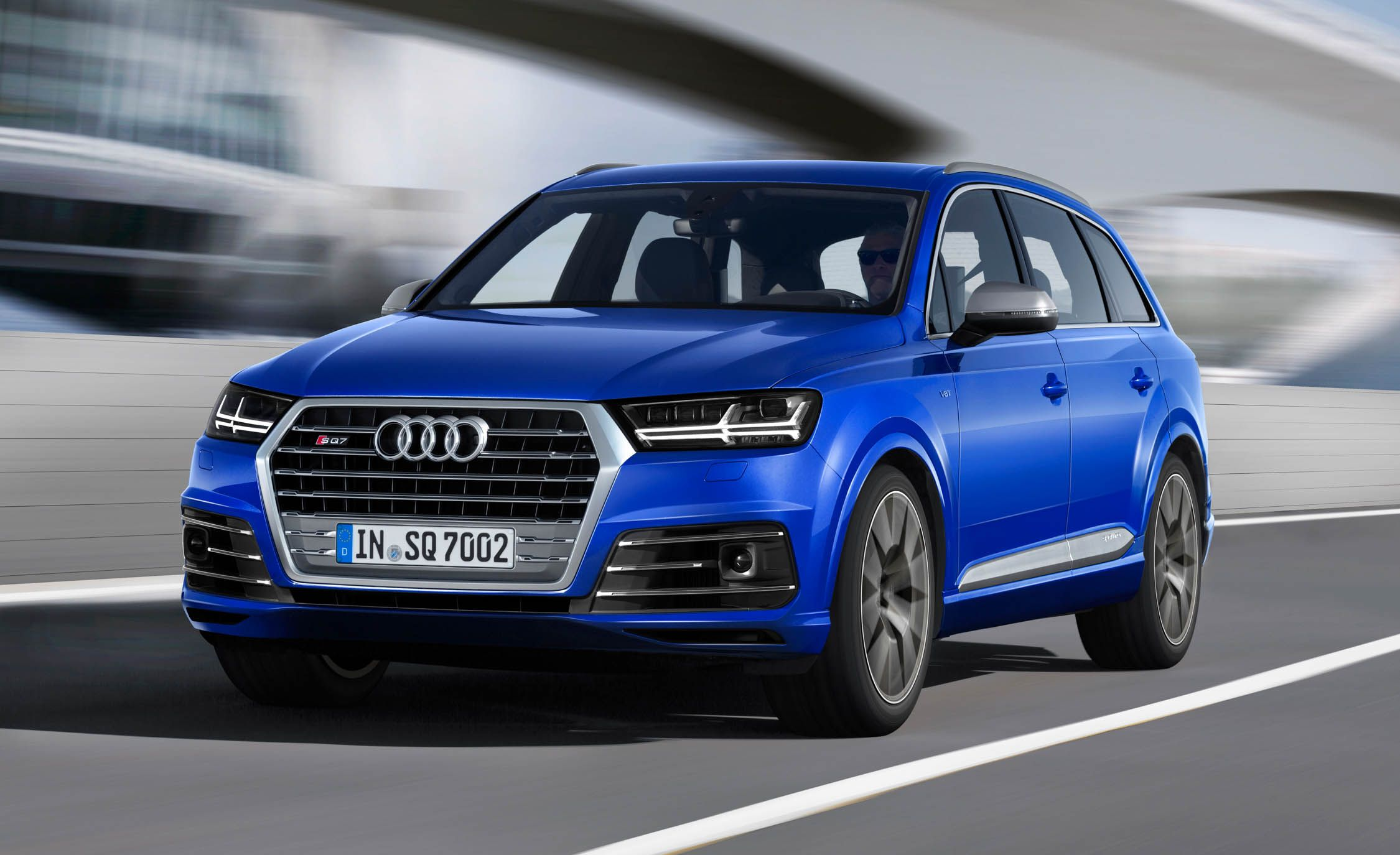 2018 Audi Sq7 Tdi The Superest Sel Suv