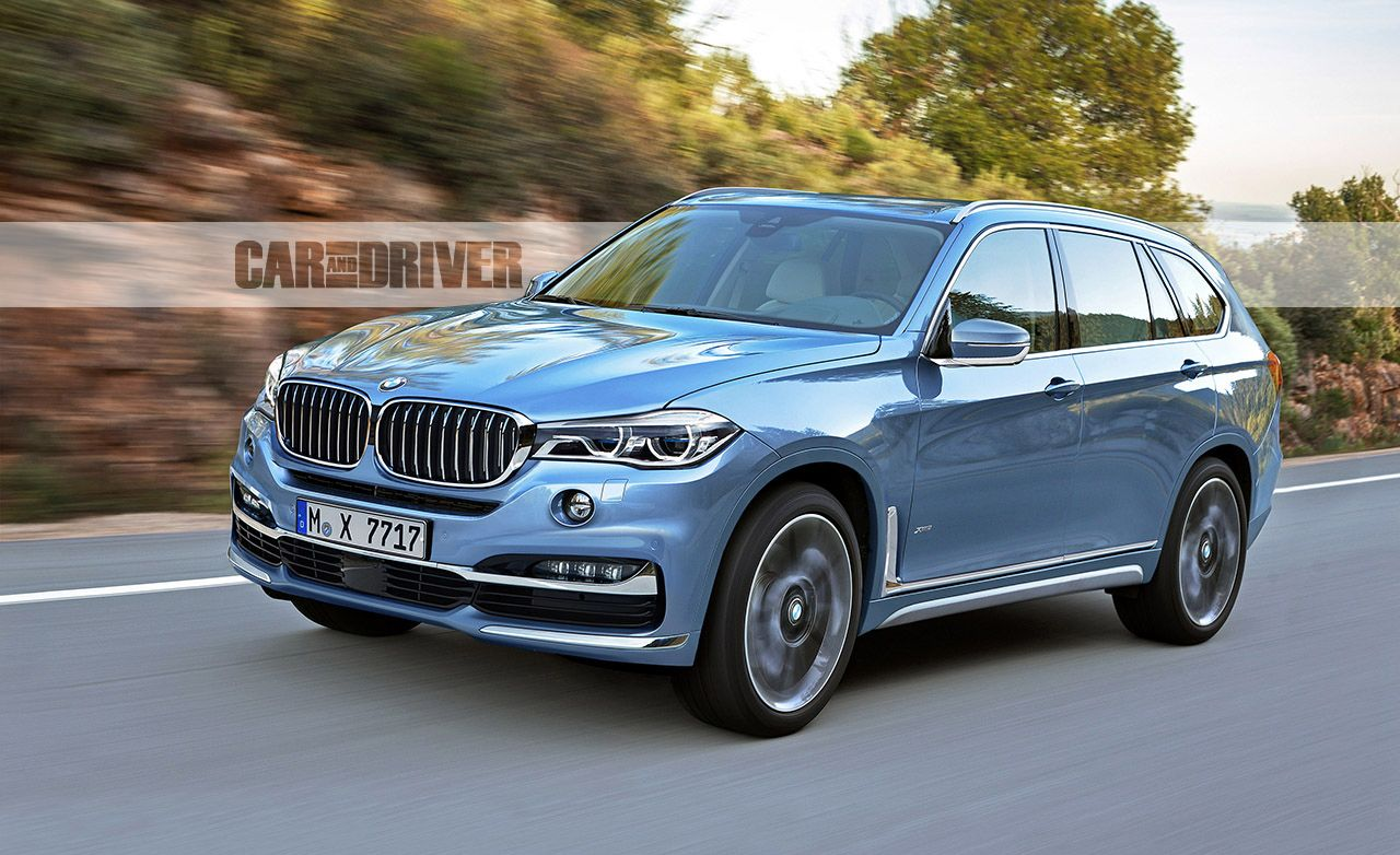 2018 BMW X7 Pictures | Photo Gallery | Car and Driver