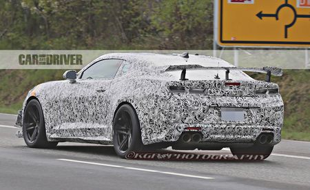A New Chevrolet Camaro Z 28 Is Still On The Way Here S Everything We