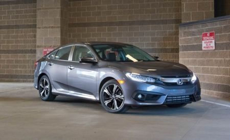 Honda Recalls 350,000 New Civics for Parking Brakes