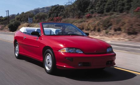 Renegade Steer Clear: Chevy Revives Cavalier Nameplate
