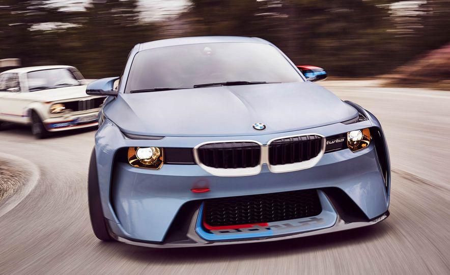 BMW 2002 Hommage concept - Slide 5