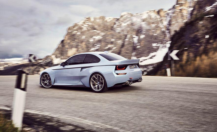 BMW 2002 Hommage concept - Slide 6