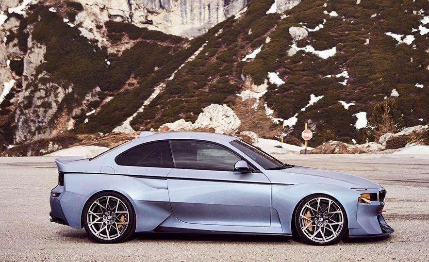 BMW 2002 Hommage concept - Slide 10