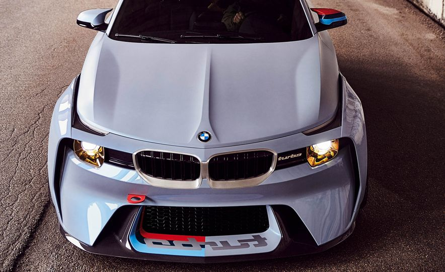 BMW 2002 Hommage concept - Slide 12