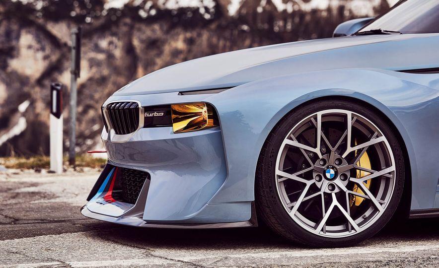 BMW 2002 Hommage concept - Slide 13