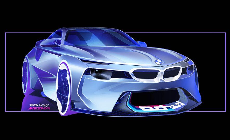 BMW 2002 Hommage concept - Slide 14