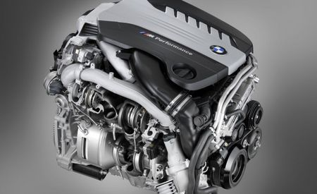 BMW Has Confirmed a Quad-Turbo Diesel Engine