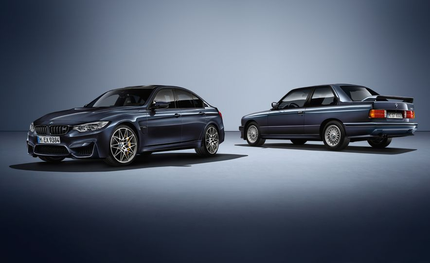 BMW M3 30th Anniversary Edition - Slide 1