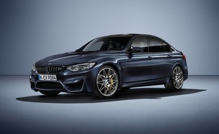 M3 at 30: BMW Releases U.S. Pricing for 30th Anniversary Model