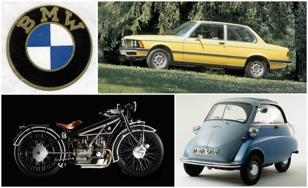 Bavarian Motor Working: A Visual History of BMW