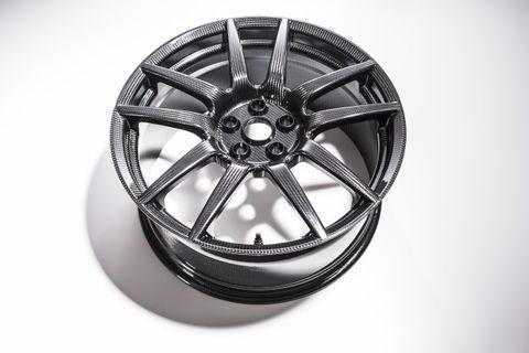 Ford Gt Carbon Fiber Wheel 1