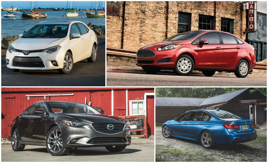 Mileage Mavens: America's 40-mpg Nonhybrid Superstars - Slide 1