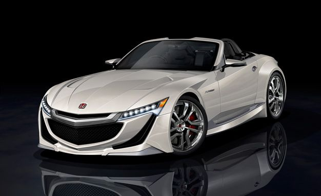 Marvelous Rumor: New Honda S2000 Roadster Could Arrive For 2018 U2013 News U2013 Car And  Driver