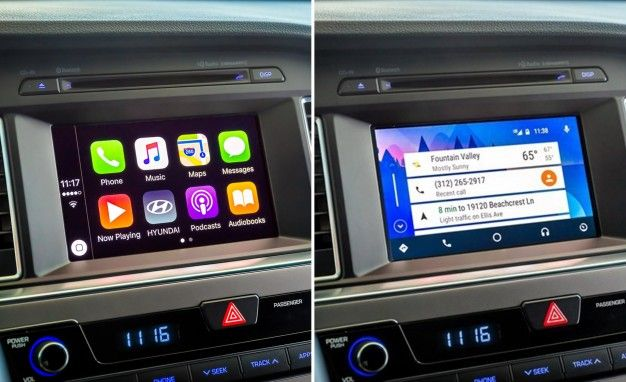 Hyundai Offering Owners Free Downloadable Upgrade to Android Auto, Apple CarPlay