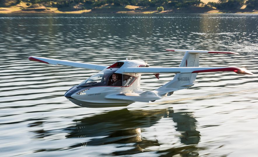 ICON A5 Amphibious Light Sport Aircraft - Slide 18