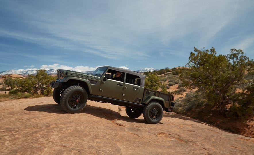 Jeep Crew Chief 715 concept - Slide 2