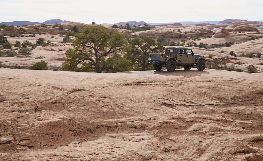 Jeep Crew Chief 715 concept - Slide 3