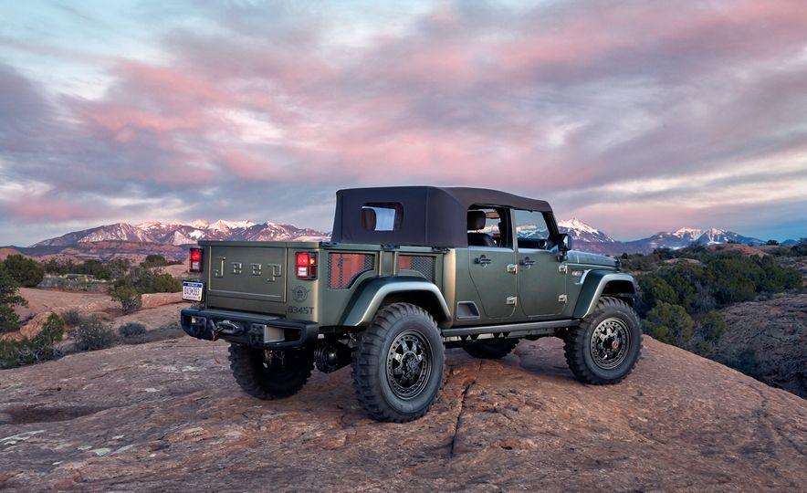Jeep Crew Chief 715 concept - Slide 5