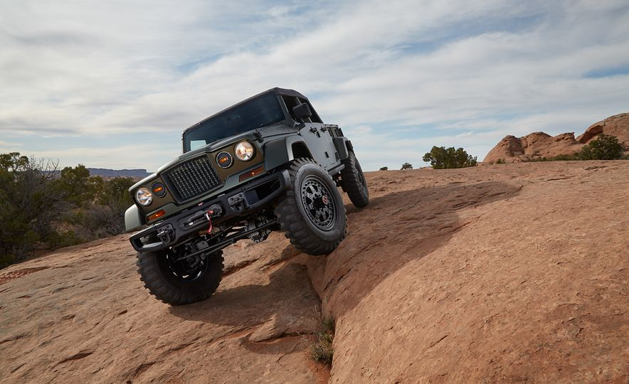 Jeep Crew Chief 715 concept - Slide 6