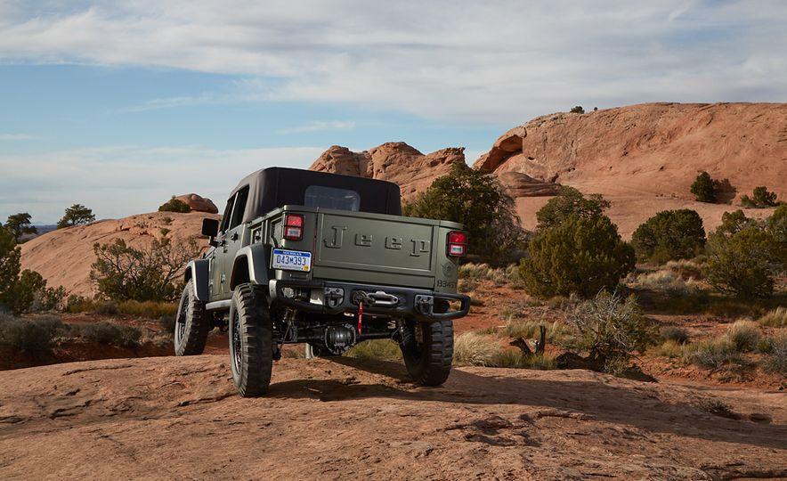 Jeep Crew Chief 715 concept - Slide 7