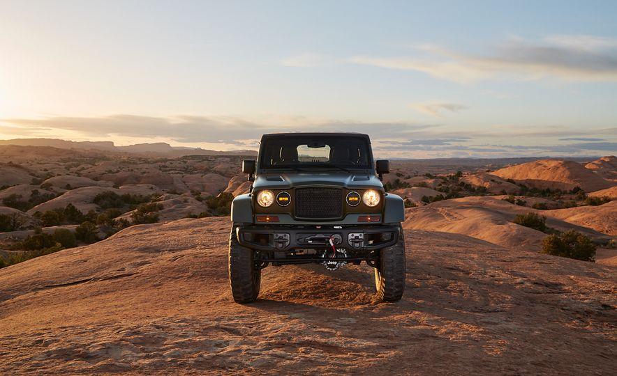 Jeep Crew Chief 715 concept - Slide 9