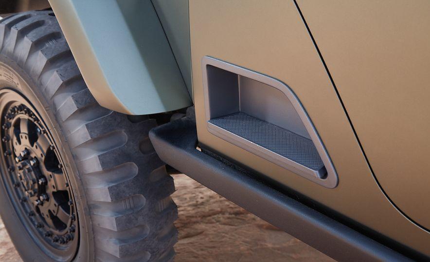 Jeep Crew Chief 715 concept - Slide 14