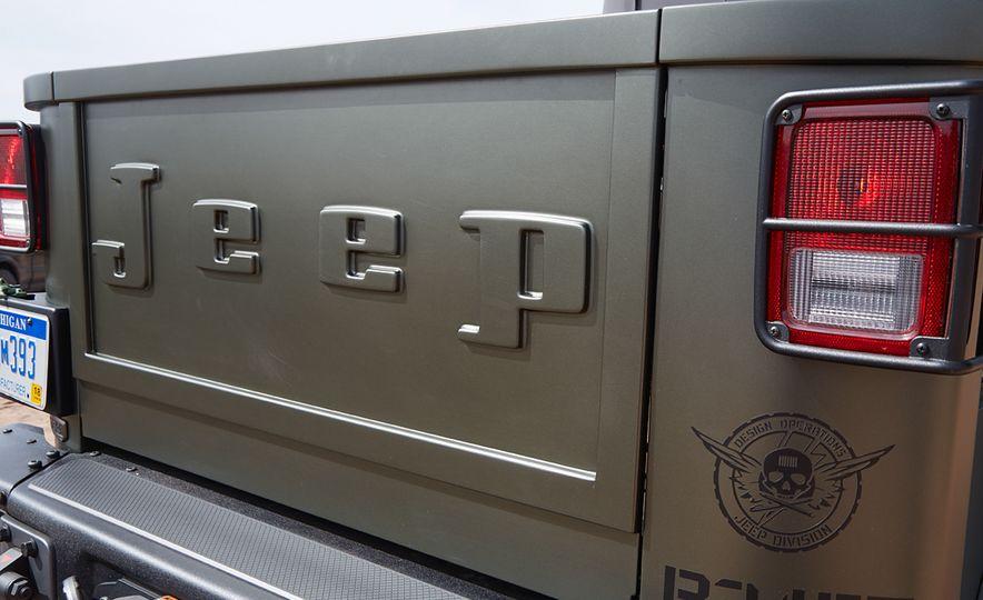 Jeep Crew Chief 715 concept - Slide 16