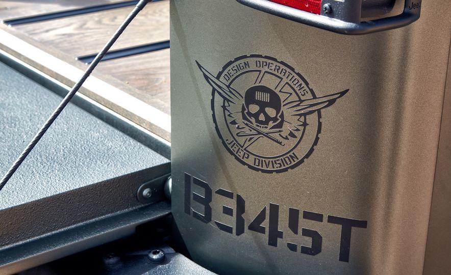 Jeep Crew Chief 715 concept - Slide 17