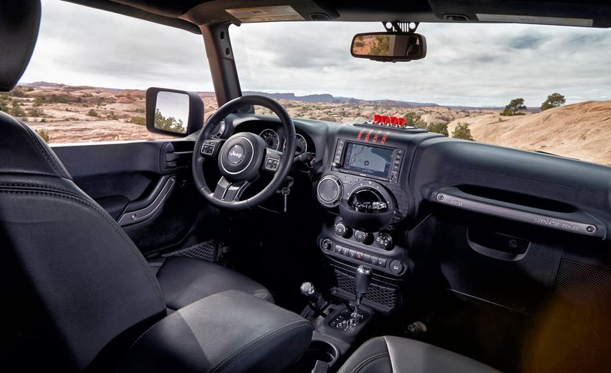 Jeep Crew Chief 715 concept - Slide 21