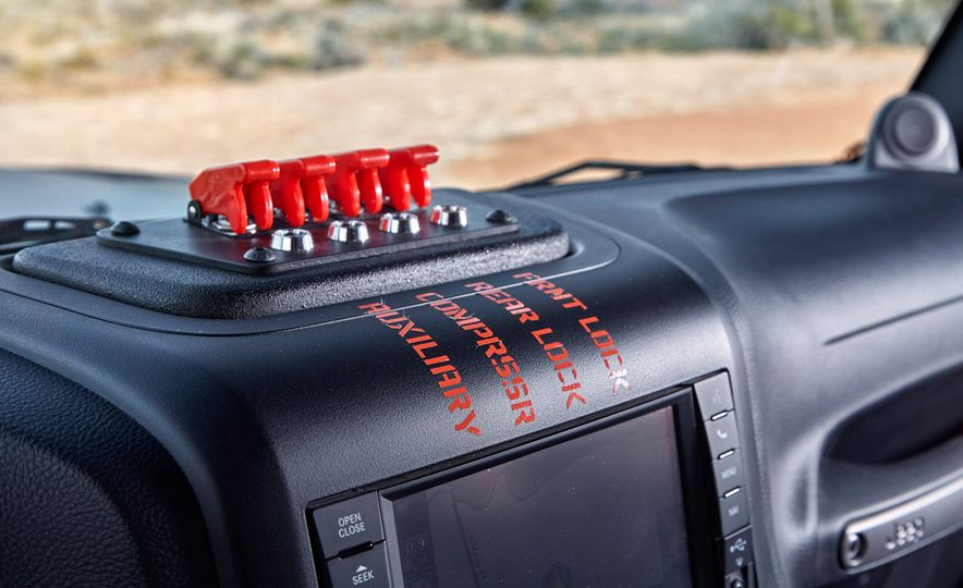 Jeep Crew Chief 715 concept - Slide 22