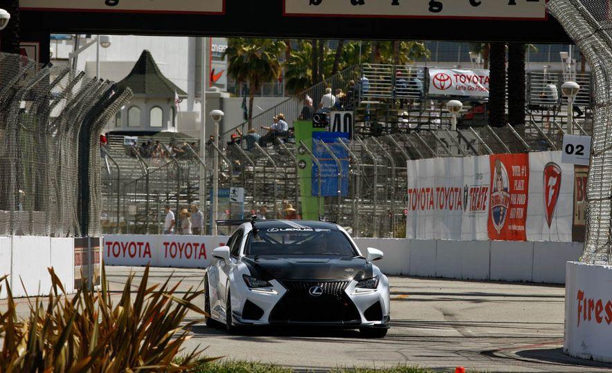 Lexus RC F GT concept - Slide 1