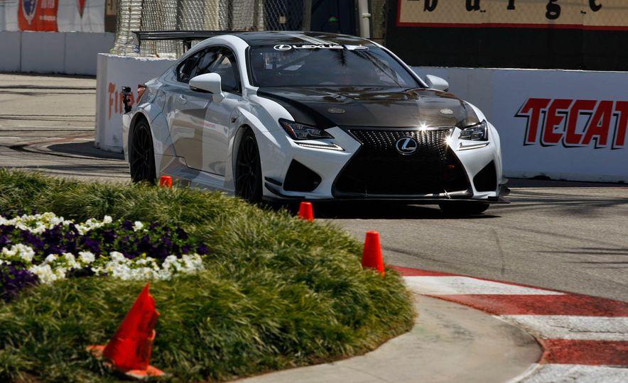 Lexus RC F GT concept - Slide 2
