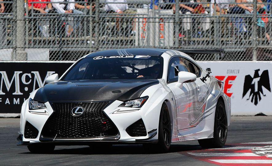 Lexus RC F GT concept - Slide 4