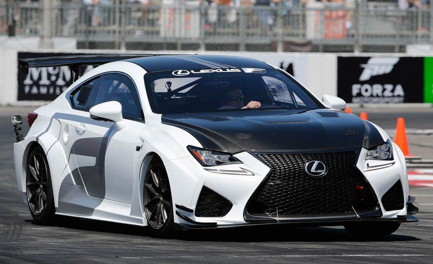 Lexus RC F GT concept - Slide 5