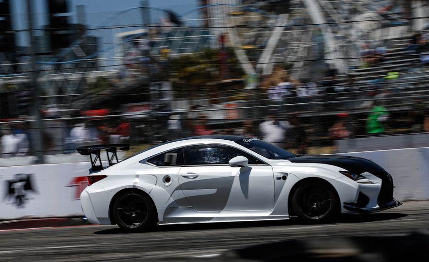 Lexus RC F GT concept - Slide 6