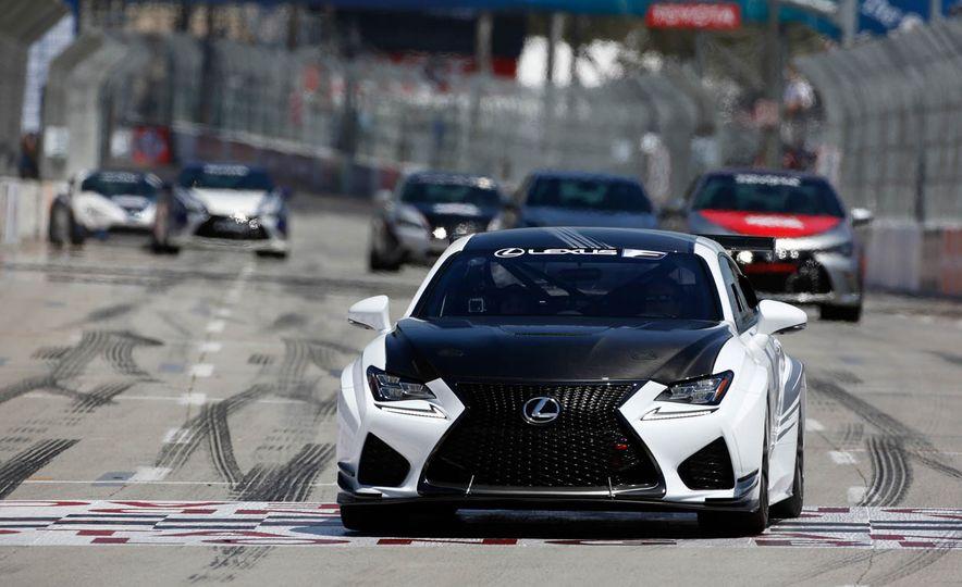 Lexus RC F GT concept - Slide 7