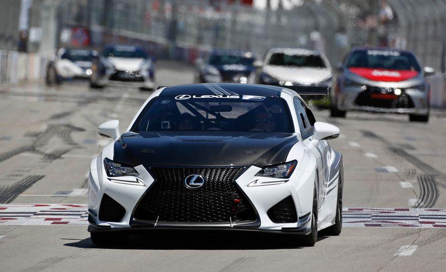 Lexus RC F GT concept - Slide 8