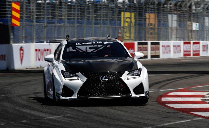 Lexus RC F GT concept - Slide 10