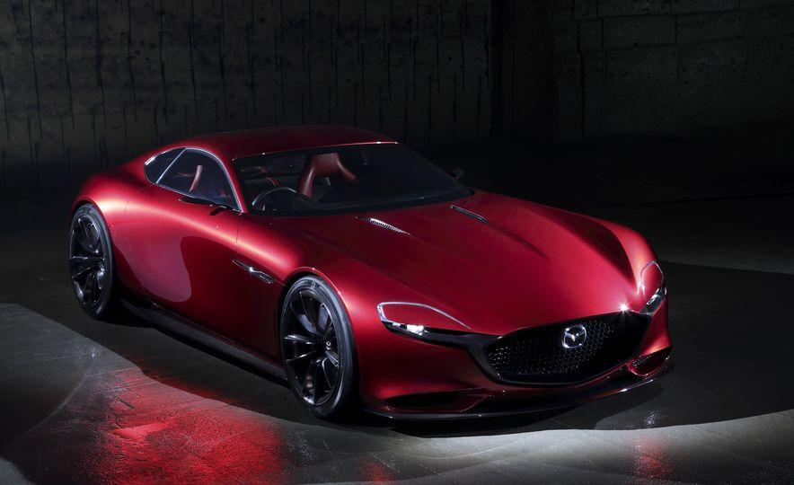 Mazda RX-Vision concept - Slide 1